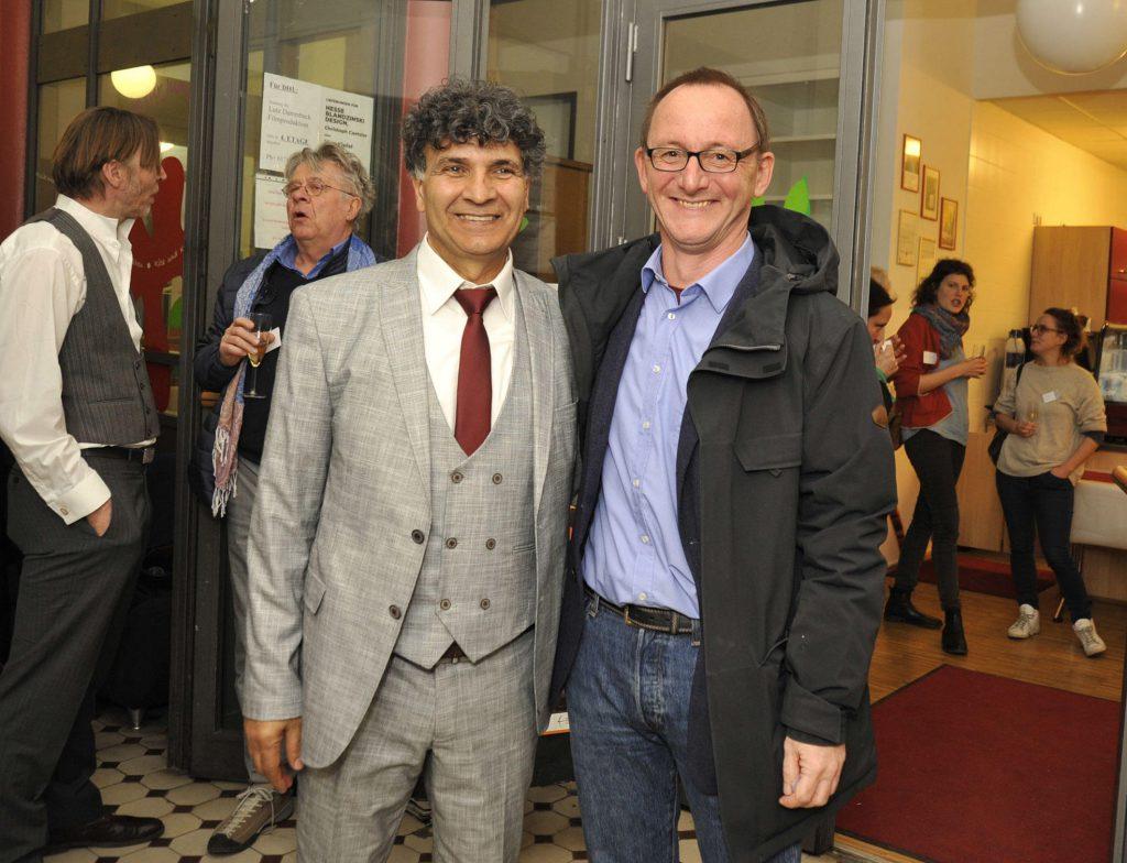 Uwe Giffei (Hamburgische Bürgerschaft SPD) und Mahmut Canbay